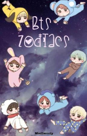 BTS ~ zodiacs ♌️♏️♍️ by MadSweety