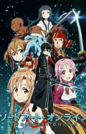 Virtual Love (Sword Art Online FanFiction) by DarkRose-Chan