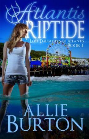 Atlantis Riptide by AllieBurton