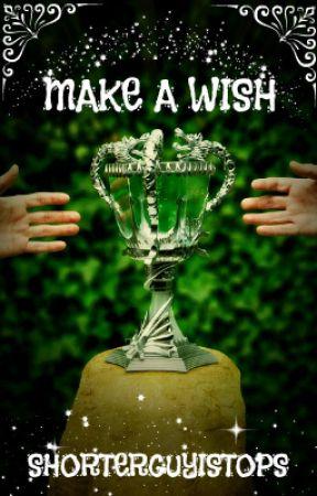 Make A Wish [BoyXBoy] by shorterguyistops