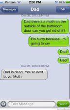 Funny Text Messages by JordanKreger