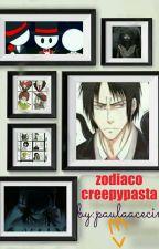 zodiaco creepypasta by paulaacecina