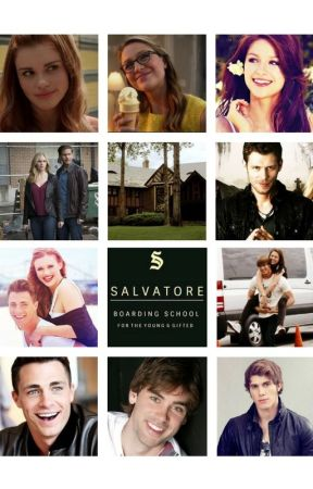 Salvatore Boarding School for the Young & Gifted by klaroline-4ever