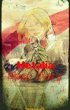 Hetalia Dear Diary by hermiona18