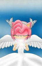AMOR ENTRE ANGELES Y DEMONIOS  by Ashlyrosedark