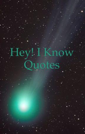 Hey! I know quotes! by Ashton_FTM