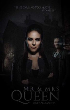 Mr. and Mrs. Queen {Arrow} by oakenshield_