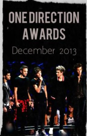 One Direction Awards Finalists - December 2013 by One_Direction_Awards