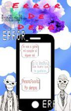 Error de Dedo [ErrorInk] by FrankRiver09