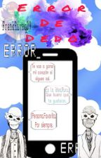 Error de Dedo [ErrorInk] by FrankRiver09
