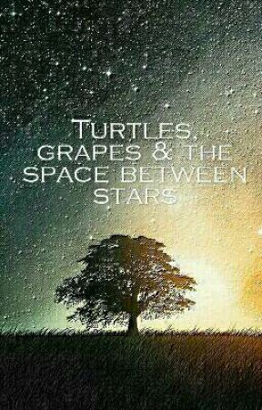 Turtles, grapes & the space between stars by dingfriesaredone