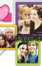 Different: Book 1 by Emerald_Emma61