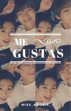 - Me gustas - Vkook - by Miss_Kookie_