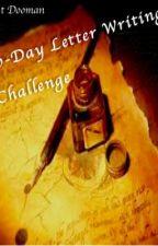 30-Day Letter Challenge by Katiekatkitty