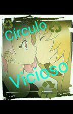 Círculo Vicioso #FNAFHS (Springtrap x Maggie) by MiNombreEsMaggie