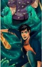 Percy Vs Poseidon by GhostQueen1703