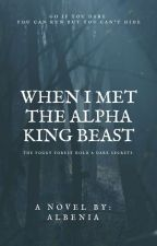 When I Meet The Alpha King Beast by albenia26