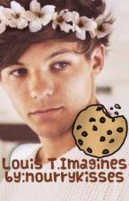 Louis Tomlinson Imagines by nourrykisses