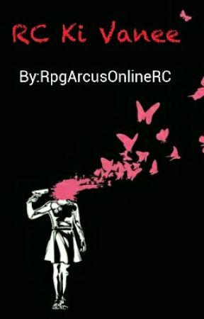 RC Ki Vanee  by RpgArcusOnlineRC