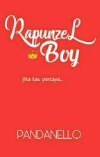 Rapunzel Boy by Pandanello