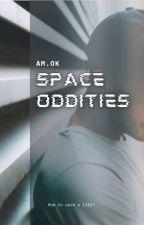 Space Oddities by TokitoAmaru