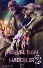MARVEL'DAN HABERLER 2 by fangirl7_0