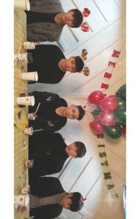 NU'EST: Feeling Festive by cloudminhyun