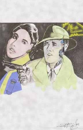 Fallout 4 Nick Valentine's' Detective Agency; Case # 06 by ste_spyritfire