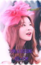 Love and Decisions [pjm - ksg] by yermsseul23