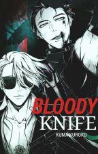 Bloody Knife [Viktuuri] by Kuma_Kuroko