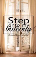 step onto my balcony // malec [tłumaczenie] by smil3x