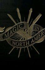 storia della magia in Nord America  by JOYHERONDALE