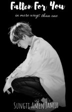 Fallen For You (Kim Taehyung X Reader AU fanfic) [Blood Sweat and Tears #1] by SungtiAmenJamir