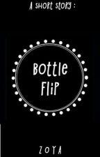 Bottle Flip ↠ Kaistal by -zoyeah
