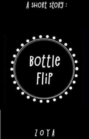 Bottle Flip ↠ Kaistal by -zoyeah
