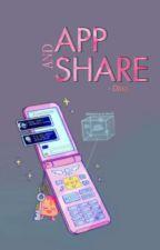 App & Share by -Dinoo