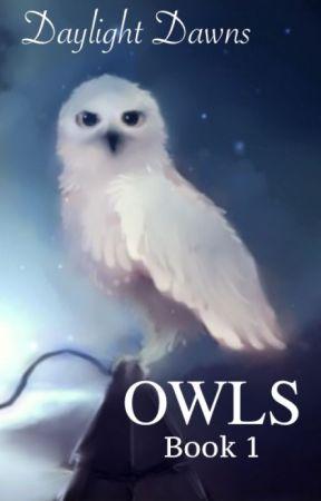 OWLS : Book 1 : Daylight Dawns by RandomOpenDoors