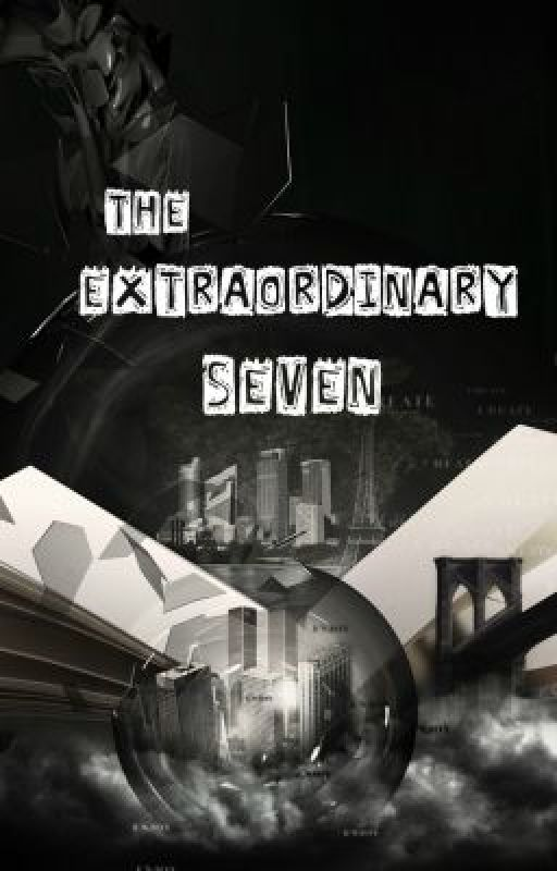 The Extraordianry Seven by DynastyHero