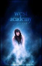 West Academy ⇝ Hunter Rowland; Maddie Ziegler.  by -itsbxbylila