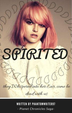 Spirited (frost novel) by Phantom_Writer97