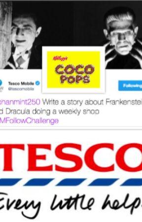 #TMfollowchallenge: Frankenstein x Dracula Weekly Shop by MelosIsEm