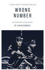 Wrong number [Mitch Marner]  by ilikeolli
