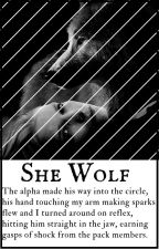 The She Wolf by barolicious