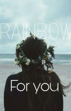 Rainbow for you   Liv by AnonimOwa_Liv