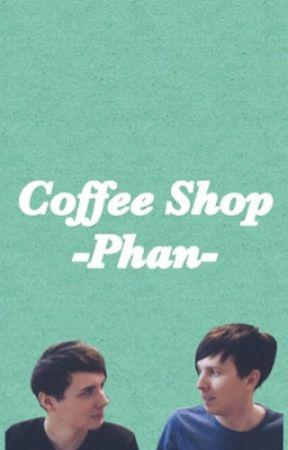 The Coffee Shop ;-; by gayliciouscharlotte