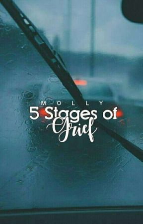 5 Stages of Grief by moll46