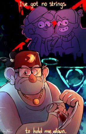 Gravity Falls (Bill x Reader x Dipper) by Kenzeyrules