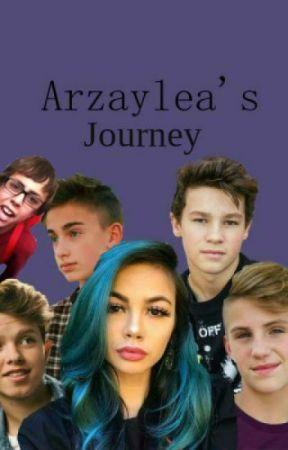 Arzaylea's Journey by filiz0trash