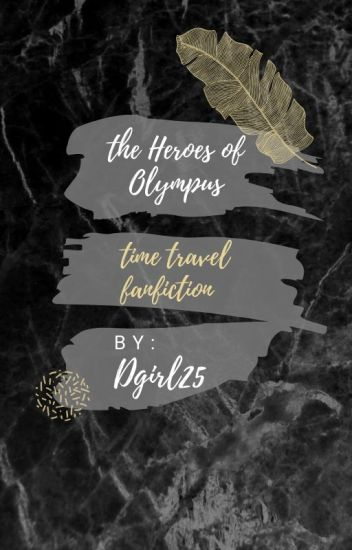 The Heroes of Olympus - Time Travel