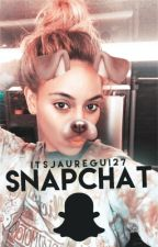 Snapchat [D.J.H/You] by ItsJauregui27